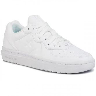 Sneakersy CONVERSE - Rival Ox 164445C White/White/White