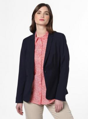 Esprit Collection - Blezer damski, niebieski