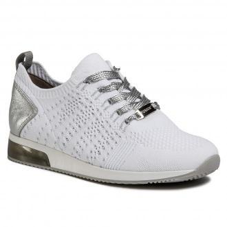 Sneakersy ARA - 12-24065-08 Weiss/Silber