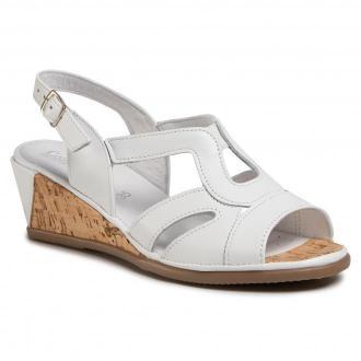 Sandały COMFORTABEL - 711030 Weiss 3