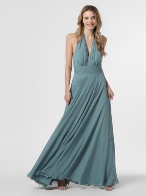 Marie Lund - Damska sukienka wieczorowa, zielony