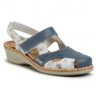 Sandały COMFORTABEL - 720144 Cobalt 5
