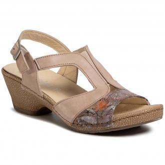 Sandały COMFORTABEL - 711023 Beige 8