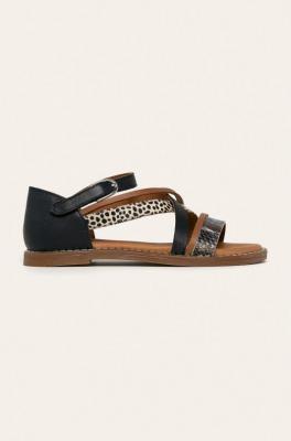 Tamaris - Sandały skórzane