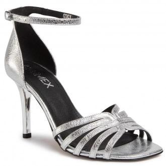 Sandały ANN MEX - 0903 11SR Srebrny