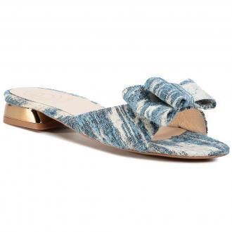 Klapki BALDOWSKI - D03092-3211-001 Jeans Marino 810