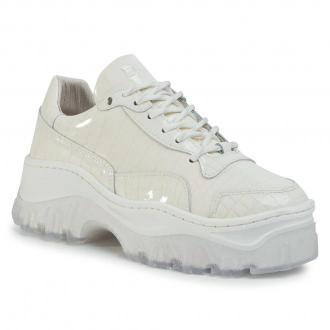 Sneakersy BRONX - 66327-HH Off White 05
