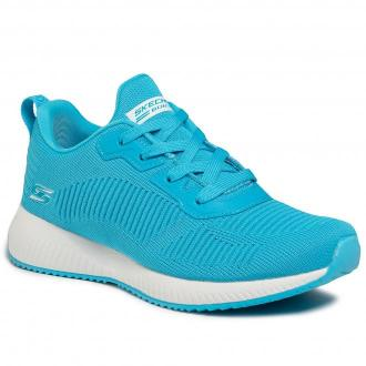 Buty SKECHERS - BOBS SPORT Glowrider 33162/TURQ Turquoise