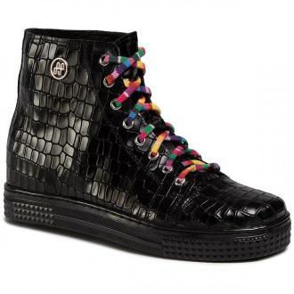 Sneakersy SOLO FEMME - 71106-01-K89/000-13-00 Czarny