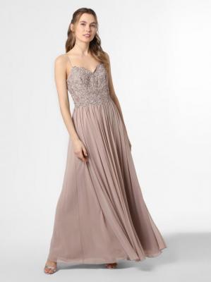 Laona - Damska sukienka wieczorowa, brązowy