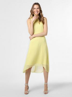 Esprit Collection - Sukienka damska, żółty