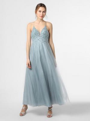 Laona - Damska sukienka wieczorowa, niebieski