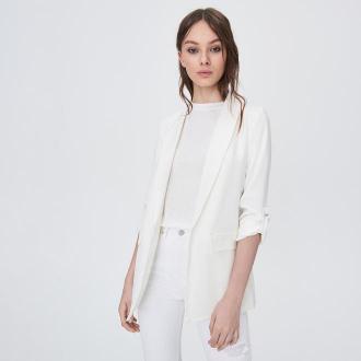 Sinsay - Marynarka - Biały