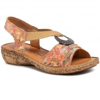 Sandały COMFORTABEL - 711076 Camel 21