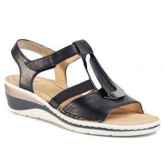 Sandały ARA - 12-16386-12 Blau