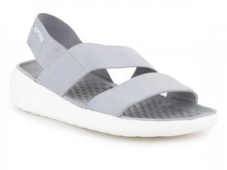Sandały Crocs Literide Stretch Sandal W 206081-00J