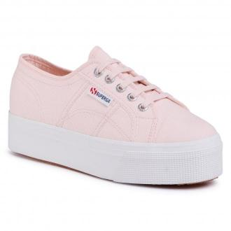 Tenisówki SUPERGA - 2790 Acotw Linea Up And Down S0001L0 Pink W0I