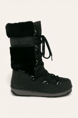 Moon Boot - Śniegowce Monaco Fur WP