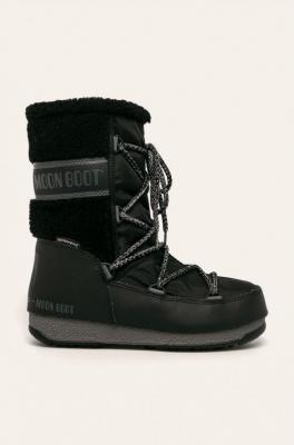 Moon Boot - Śniegowce Monaco Wool Mid WP
