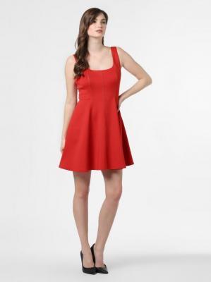 Ted Baker - Sukienka damska – Lohanna, czerwony