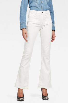 G-Star Raw - Jeansy High Flare