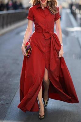 Sukienka FREDERICA RED