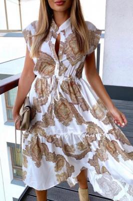Sukienka CLEO BEIGE