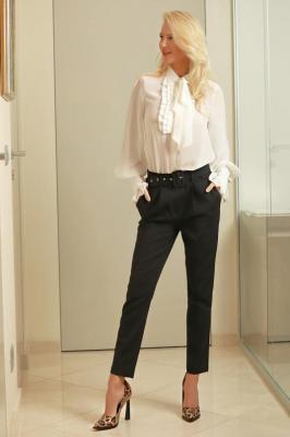Spodnie OLENA BLACK