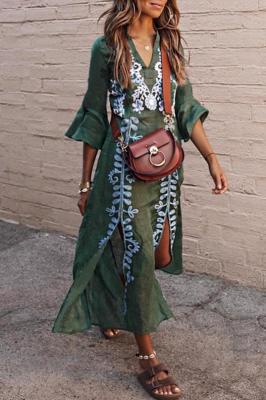 Sukienka TERILA GREEN