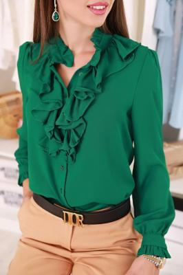 Koszula damska MORGILA GREEN