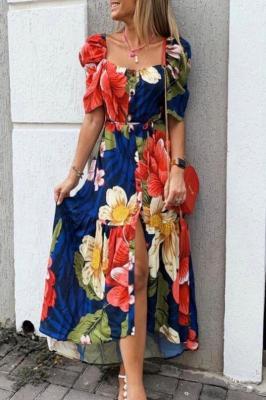 Sukienka FLORIMONA