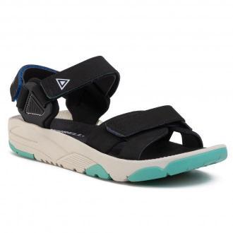 Sandały MERRELL - Belize Convert J000510 Black