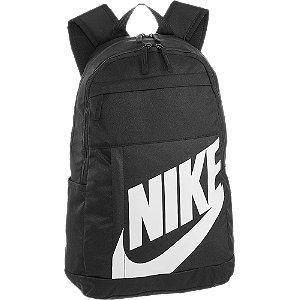 Czarny plecak Nike Elmntl z białym logo