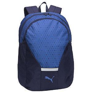 Niebiesko-czarny plecak Puma Beta