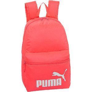 Różowo-neonowy plecak damski Puma Phase