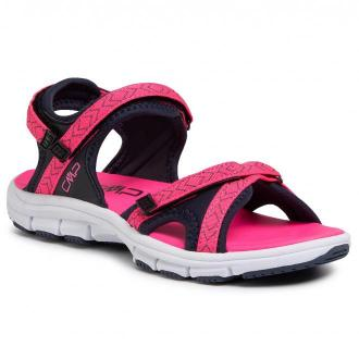 Sandały CMP - Almaak Wmn Hiking Sandal 38Q9946  Antracite/Gloss 82UE