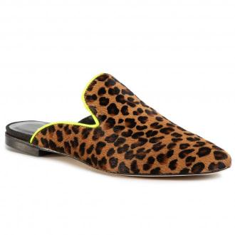 Klapki HEGO'S MILANO - 1206-C Leopardo