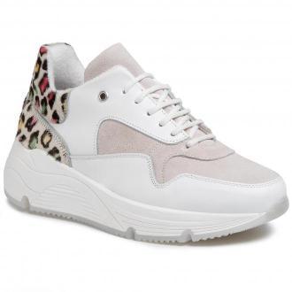 Sneakersy HEGO'S MILANO - 1270G Bianco/Multi