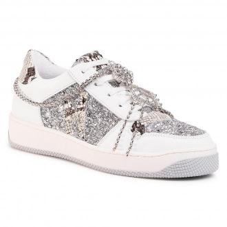 Sneakersy HEGO'S MILANO - 1333 Silver