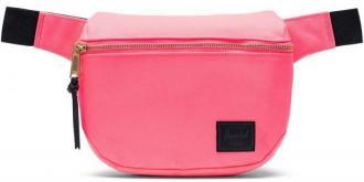 nerka HERSCHEL - Hip Packs Fifteen Neon Pink/Black (03549)