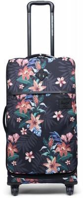 walizka HERSCHEL - Highland Medium Summer Floral Black (03566)