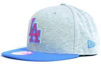 czapka z daszkiem NEW ERA - 950 Triple Jersey Losdod 15A45 Grassbbrp (15A45 GRASSBBRP)