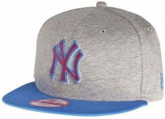 czapka z daszkiem NEW ERA - 950 Triple Jersey Neyyan 15A45 Grassbbrp (15A45 GRASSBBRP)