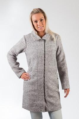kurtka BENCH - Trending Mid Grey Marl (GY001X)