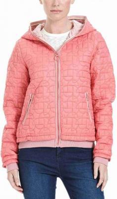 kurtka BENCH - Jacket Pink (PK127)