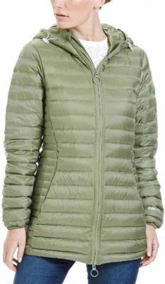 kurtka BENCH - Easy Down Jacket Dark Green (GR064)