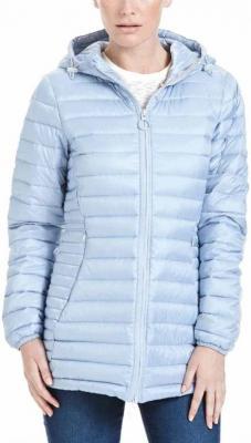 kurtka BENCH - Easy Down Jacket Zen Blue (SK055)