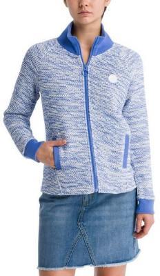 kurtka BENCH - Bonded Texture Jacket Wedgewood (BL11464)
