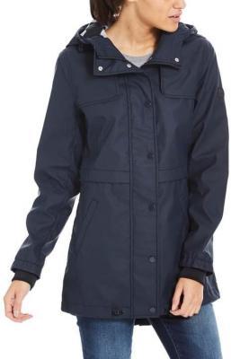 kurtka BENCH - Bonded Slim Rainjacket Essentially Navy (BL11341)