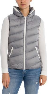 kurtka BENCH - Core Puffer Vest Sharkskin (GY11315)